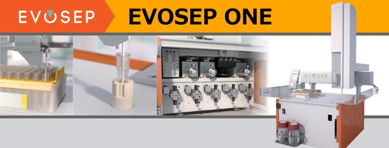 【ニュースリリース】EVOSEP製品取扱い開始のお知らせ